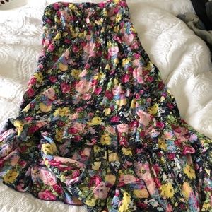 Torrid Hi- Low dress